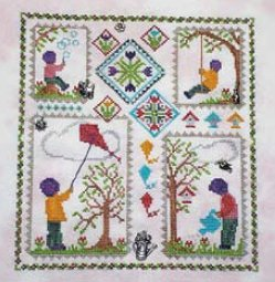 Clearance Handblessings Spring Quilt