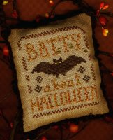 Clearance Homespun Elegance LTD  Batty About Halloween