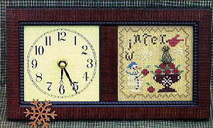 Clearance Homespun Elegance LTD  Timely Winter