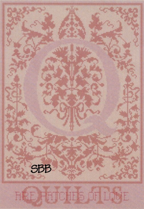 Haberdashery Designs Closeout#61 Q - Quilts