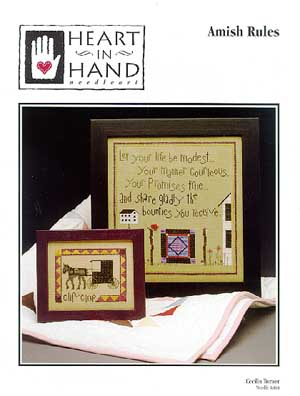 Heart In Hand Needleart Amish Rules