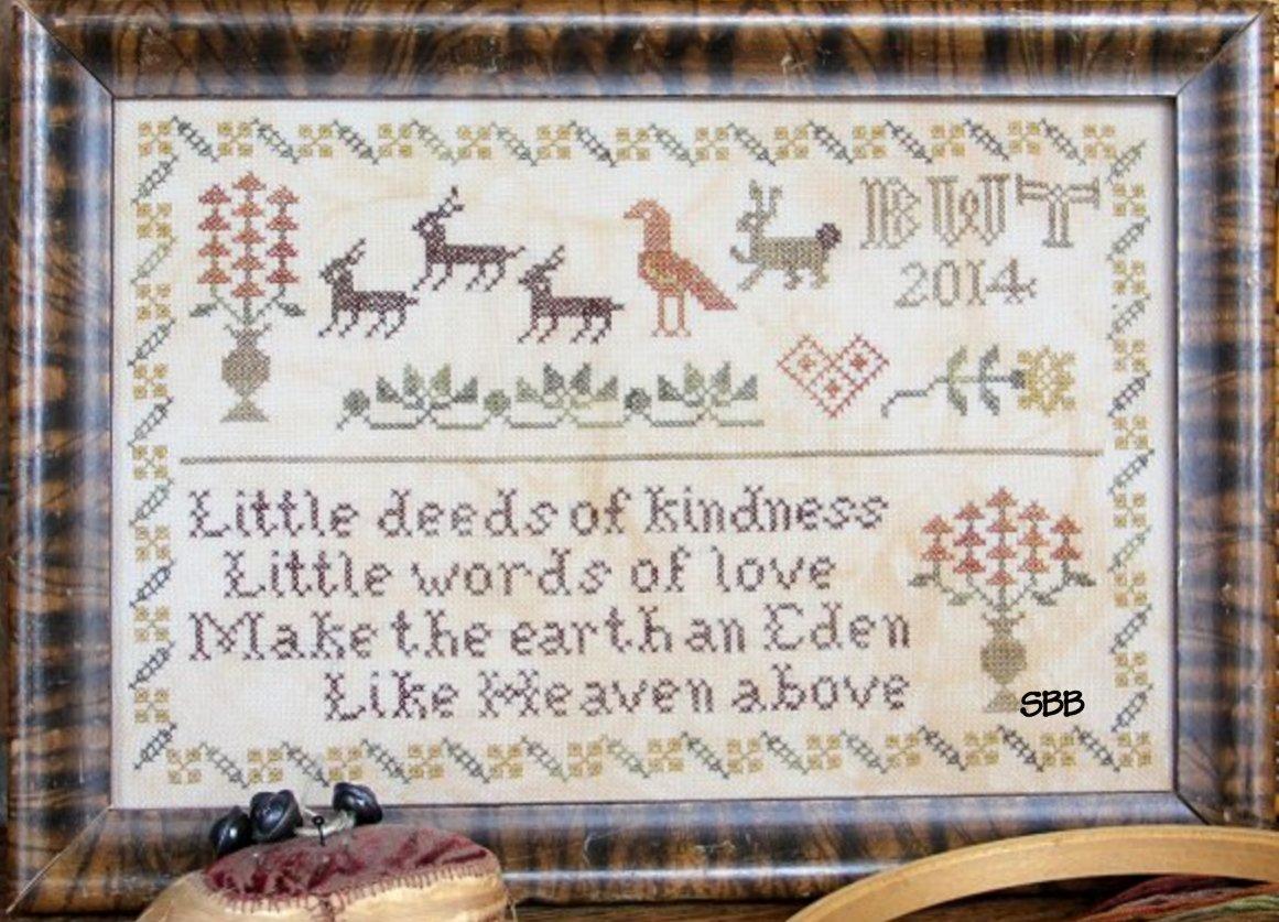 Heartstring Samplery Deeds Of Kindness