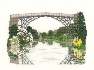 Heritage Crafts HC0012 Susan Ryder ~ Heritage Collection ~ Ironbridge