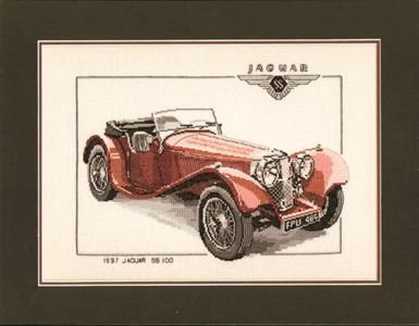 Heritage Crafts HC0117 Dave Shaw ~ Heritage Classics ~ 1937 Jaquare SS100