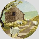 Heritage Crafts HC0244 John Clayton ~ Circles ~ Sheep Track