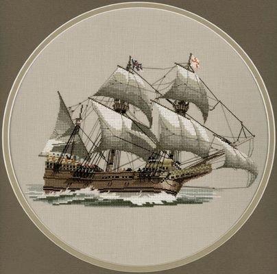 Heritage Crafts HC0262 Dave Shaw ~ Heritage Classics ~ Mayflower