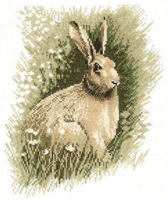 Heritage Crafts HC0297 John Stubbs ~ Wildlife Collection ~ Brown Hare