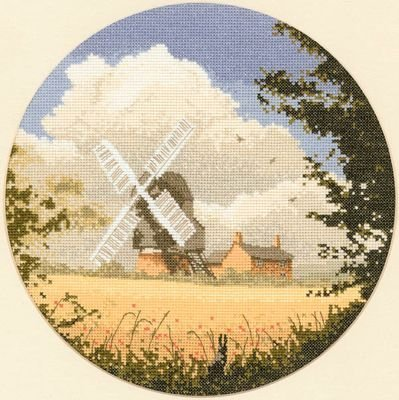 Heritage Crafts HC0339 John Clayton ~ Circles ~ Cornmill