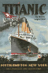 Heritage Crafts HC0368 Dave Shaw ~ Nostalgia Collection ~ Titanic