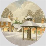 Heritage Crafts HC0396 John Clayton ~ Circles ~ Winter Village