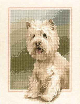 Heritage Crafts HC0417 John Stubbs ~ Dog Collection ~ Westie