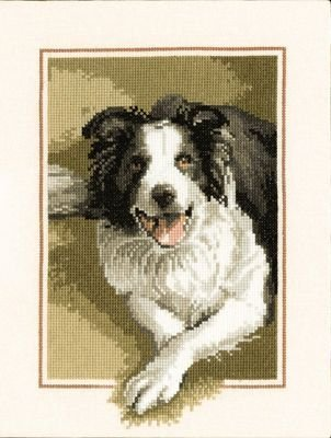 Heritage Crafts HC0418 John Stubbs ~ Dog Collection ~ Border Collie