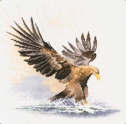 Heritage Crafts HC0481 John Clayton ~ Flights of Fancy ~ Eagle In Flight