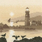 Heritage Crafts HC0532 Phil Smith ~ Silhouettes ~ Guilding Light