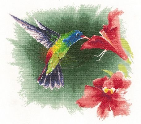 Heritage Crafts HC0539 John Clayton ~ Flights of Fancy ~ Hummingbird In Flight