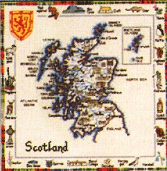 Heritage Crafts HC0557 Susan Ryder ~ Heritage Collection ~ Scotland