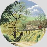 Heritage Crafts HC0596 John Clayton ~ Circles ~ Primrose Bank
