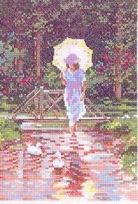 Heritage Crafts HC0665 Leslie Stones ~ Memories ~ Summer Dreams