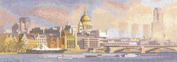 Heritage Crafts HC0673 John Clayton ~ Panoramas ~ London Skyline