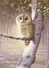Heritage Crafts HC0738 Warwick Higgs ~ Wildlife ~ Night Watchman