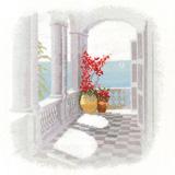 Heritage Crafts HC0832 John Clayton ~ Outlooks ~ Sun Terrace