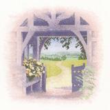 Heritage Crafts HC0835 John Clayton ~ Outlooks ~ Lych Gate
