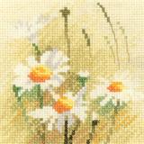Heritage Crafts HC0905 John Clayton ~ Mini Flowers ~ Mini Daisies