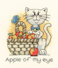 Heritage Crafts HC0939 Peter Underhill ~ Calendar Cats ~ September Cat