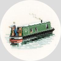 Heritage Crafts HC0944 Dave Shaw ~ Narrow Boats ~ Modern Narrow Boat