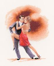 Heritage Crafts HC0948 John Clayton ~ Dancers ~ Argentine Tango