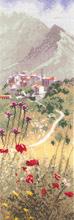Heritage Crafts HC0970 John Clayton ~ Internationals ~ Corsican Village