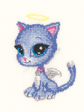 Heritage Crafts HC0985 James Ryma ~ Kitty Kats ~ Little Angel