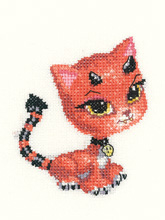 Heritage Crafts HC0986 James Ryman ~ Kitty Kats ~ Little Devil