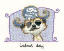 Heritage Crafts HC1005 Peter Underhill ~ Meerkats ~ Lookout Duty