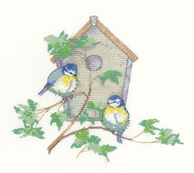 Heritage Crafts HC1007 Sue Hill Collection ~ Nesting Box