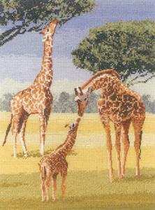 Heritage Crafts HC1023 John Clayton ~ Power & Grace ~ Giraffes