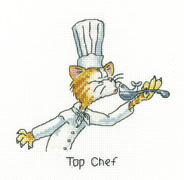 Heritage Crafts HC1068 Peter Underhill ~ Simply Heritage ~ Top Chef