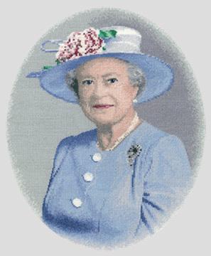 Heritage Crafts HC1071 John Clayton ~ Royal Collection ~ Queen Elizabeth II