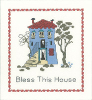 Heritage Crafts HC1081 Pure & Simple ~ Bless This House
