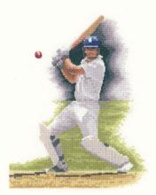 Heritage Crafts HC1109 John Clayton Sporting Scenes ~ Batsman