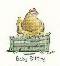 Heritage Crafts HC1126 Peter Underhill ~ Peter's Farm ~ Baby Sitting
