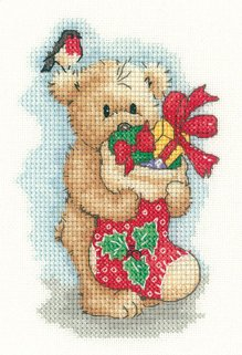 Heritage Crafts HC1146 Sue Hill Collection ~ Christmas Toffee