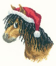 Heritage Crafts HC1166 Peter Underhill ~ Peter's Farm ~ Christmas Pony