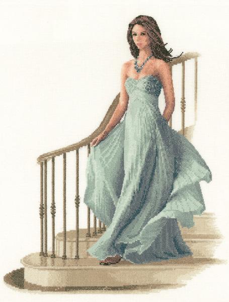Heritage Crafts  HC1195 John Clayton ~ Elegance ~ Louisa