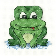 Heritage Crafts HC1326 Juniors + ~ Frog