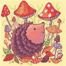 Heritage Crafts HC1329 Karen Carter ~ Woodland ~ Hedgehog