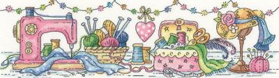 Heritage Crafts HC1398 Karen Carter ~ The Sewing Room