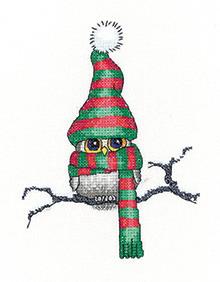 Heritage Crafts HC1414 Peter Underhill ~ Ollie Owl