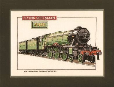 Heritage Crafts Kits HCK0126 Dave Shaw ~ Heritage Classics ~ Flying Scotsman