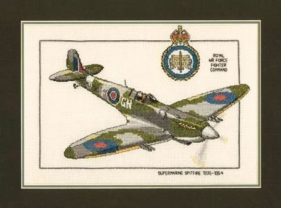 Heritage Crafts Kits HCK0165 Dave Shaw ~ Heritage Classics ~ Supermarine Spitfire